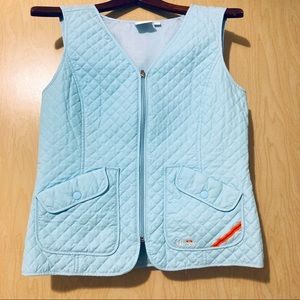 ELLESSE GOLF CANDLEWICK LIMITED QUILTED VEST